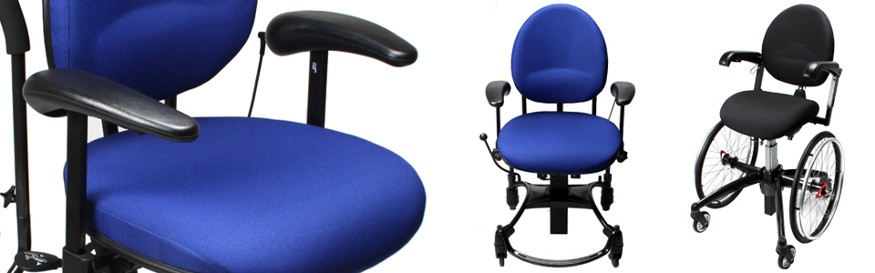 VELA ERGONOMIC SEATING